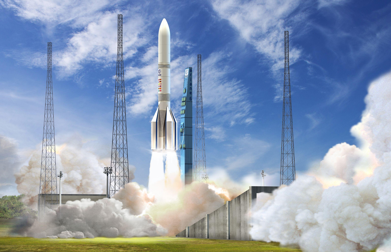 Ortec Engineering pilote d'études sur les activités LSA Ariane6