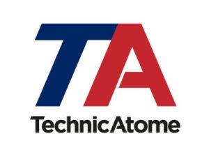 Logo Technicatome - ex Areva TA