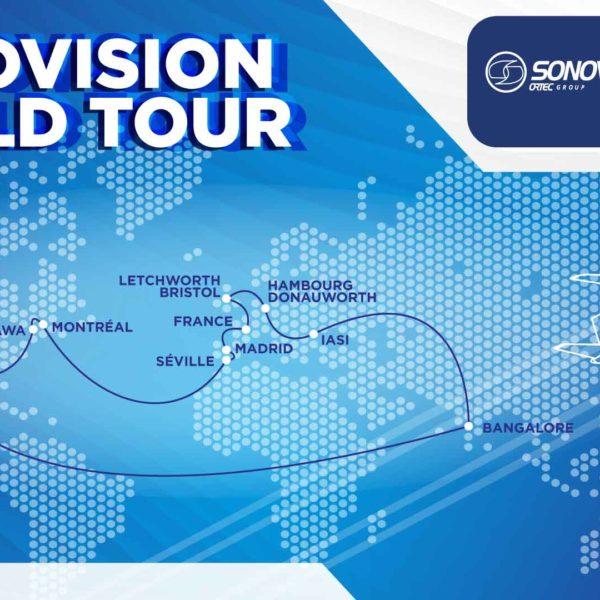 Sonovision fait son tour du monde
